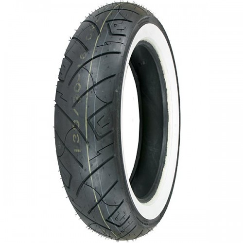 Shinko 777 Whitewall Rear Tire