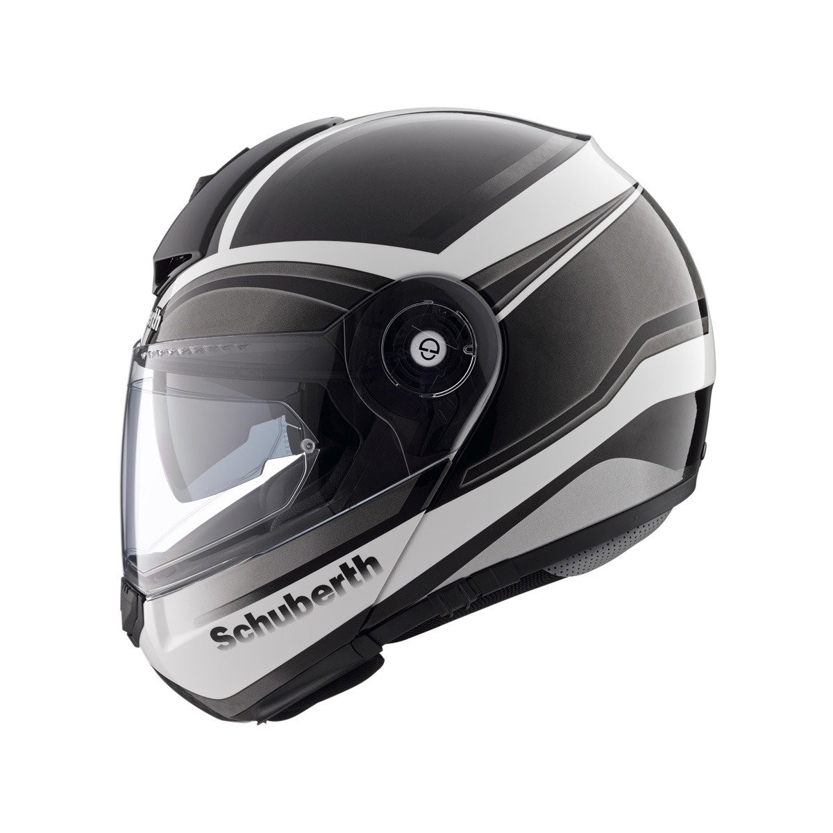 schuberth c3 pro intensity helmet modular flip up. Black Bedroom Furniture Sets. Home Design Ideas