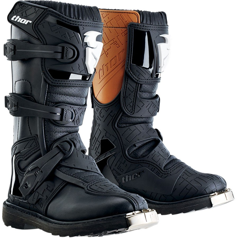 Thor Blitz Youth Boots Kids Boots Kids Motocross Gear