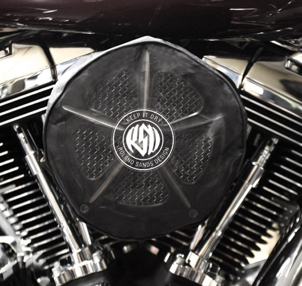 how to clean a roland sands air filter