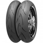 Continental Conti Attack SM Supermoto Rear Tire