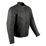 Joe Rocket V-Sport Leather Jacket