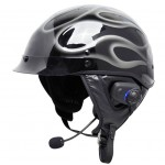 Sena SPH-10HFM Bluetooth Headset for Half Helmets
