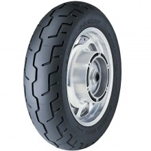 Dunlop D206 Shadow ACE Tourer Rear Tire