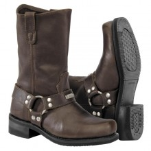 River Road Traditional Harness Boots