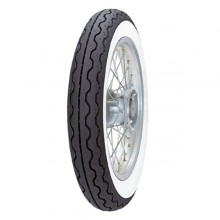 Avon Gangster Retro Whitewall Tire
