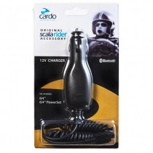 Cardo Scala Rider G4/G9 12V Car Charger