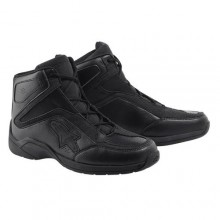 Alpinestars Black Top Riding Shoes