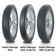 Avon AM7 Safety Mileage Mark II Rear Tire