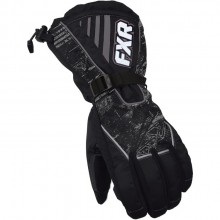 FXR Helix Race Child Gloves - 2014