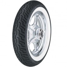 Dunlop D402 Harley Davidson Whitewall Front Tire
